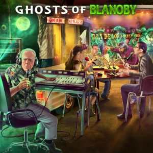 Awesome Story Games Poster – Ghosts of Blanoby – DOTD Festival