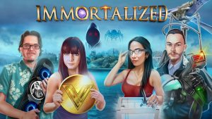 Awesome Story Games Poster – Immortalized – Loading Screen