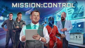 Awesome Story Games Poster – Mission: Control – Loading Screen