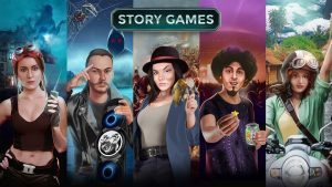 Awesome Story Games Poster – Story Games