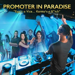 Awesome Story Games Poster – Promoter in Paradise – DJ