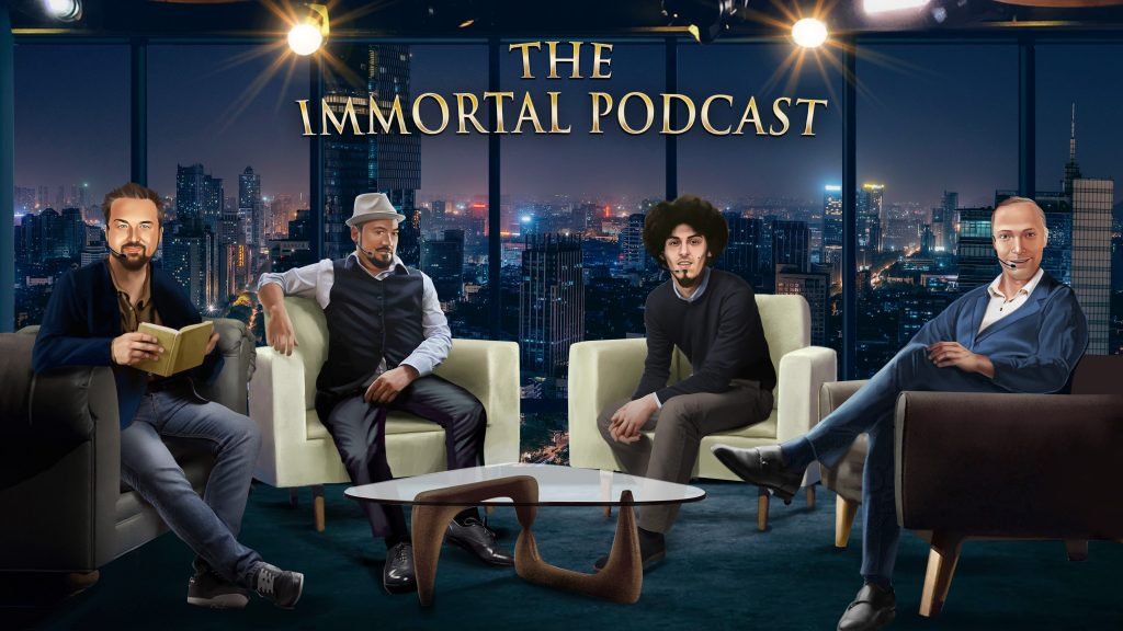 The Immortal Podcast Panel